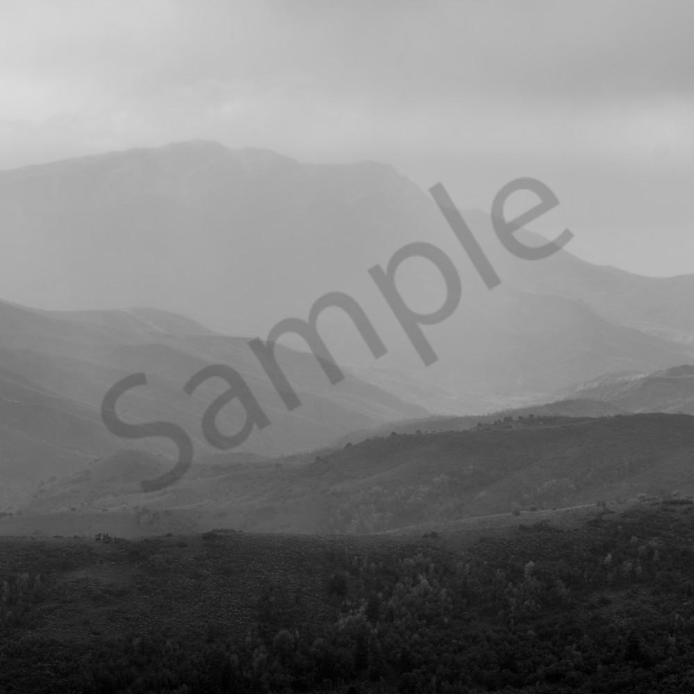 Foggy mountain breakdown   wasatch mountains utah rgbhym