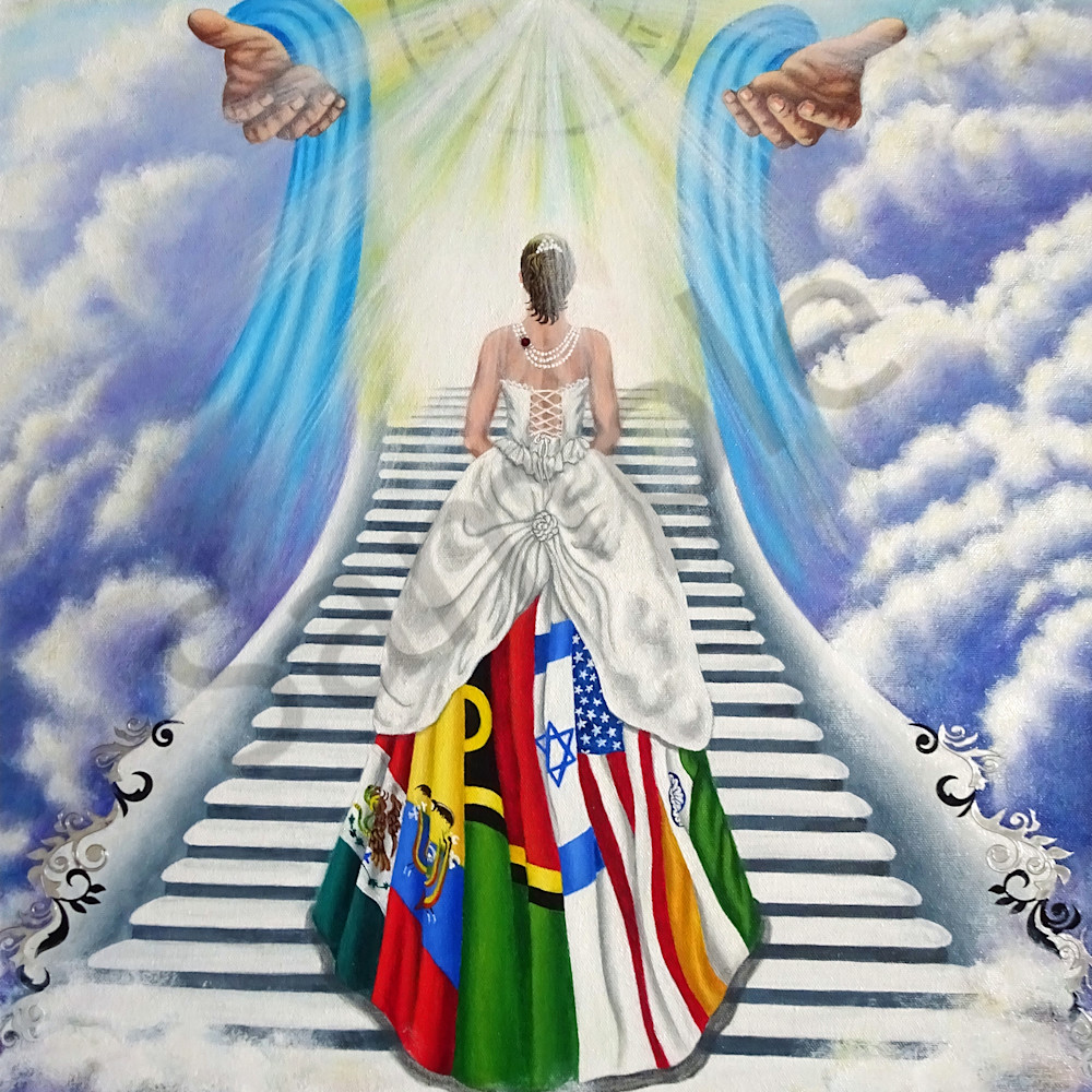 Bride of nations revised by judi jordan pve6wx