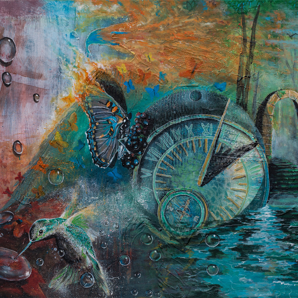 Passage of time by yvonne coombs xdrlpg