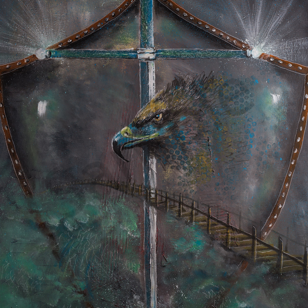 The watchman by yvonne coombs e8hgl8