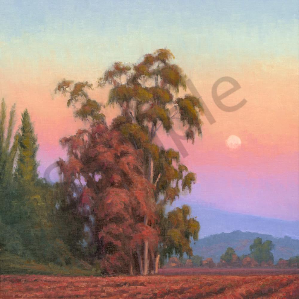 Autumn moonrise xxzoen
