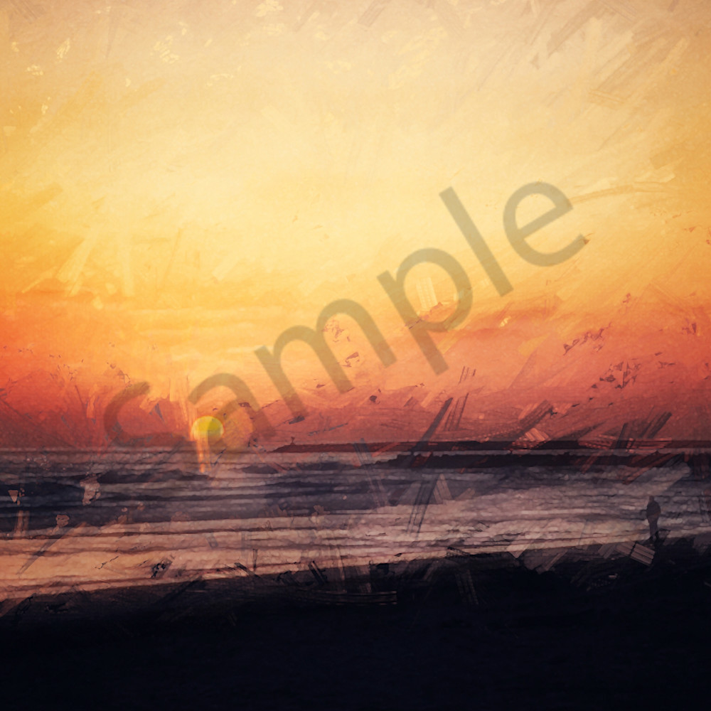 Call upon mother mary   oceanside sunset 2019   ps paint daubs art4theglryofgod rioubn