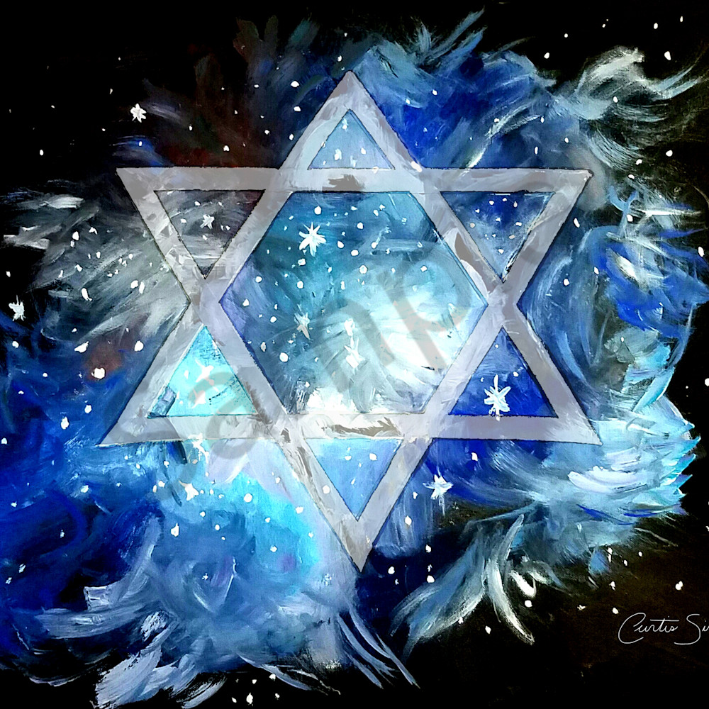 Star of david by curtis sikes beaiiq
