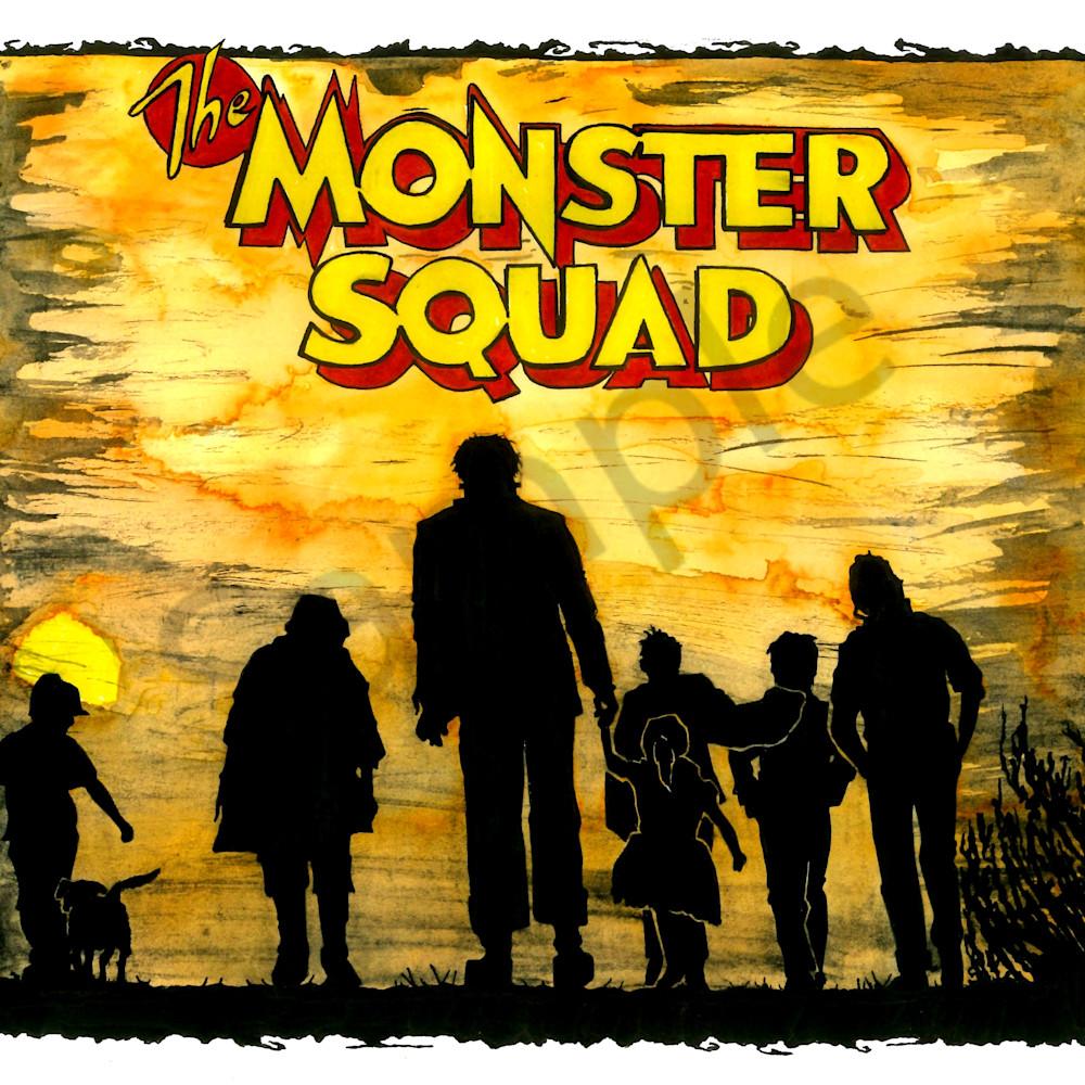 Monster squad by cezacherl dcszh1u natb0m