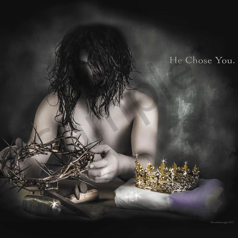 He chose you by kimberly fletcher ghmccc