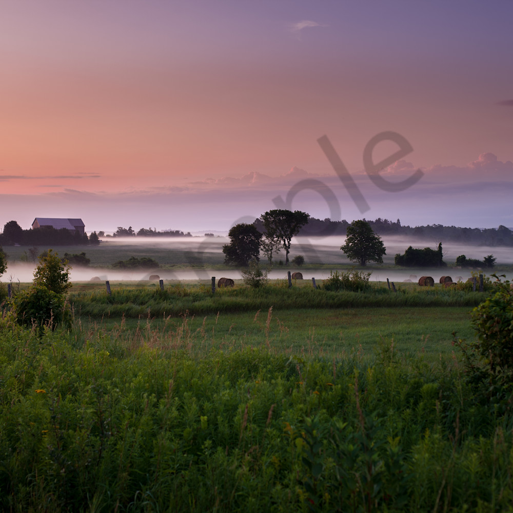 Sunrise and mist 5443 bogemb
