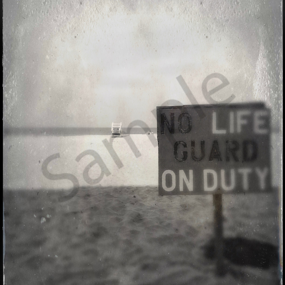 No life guard on duty epakar