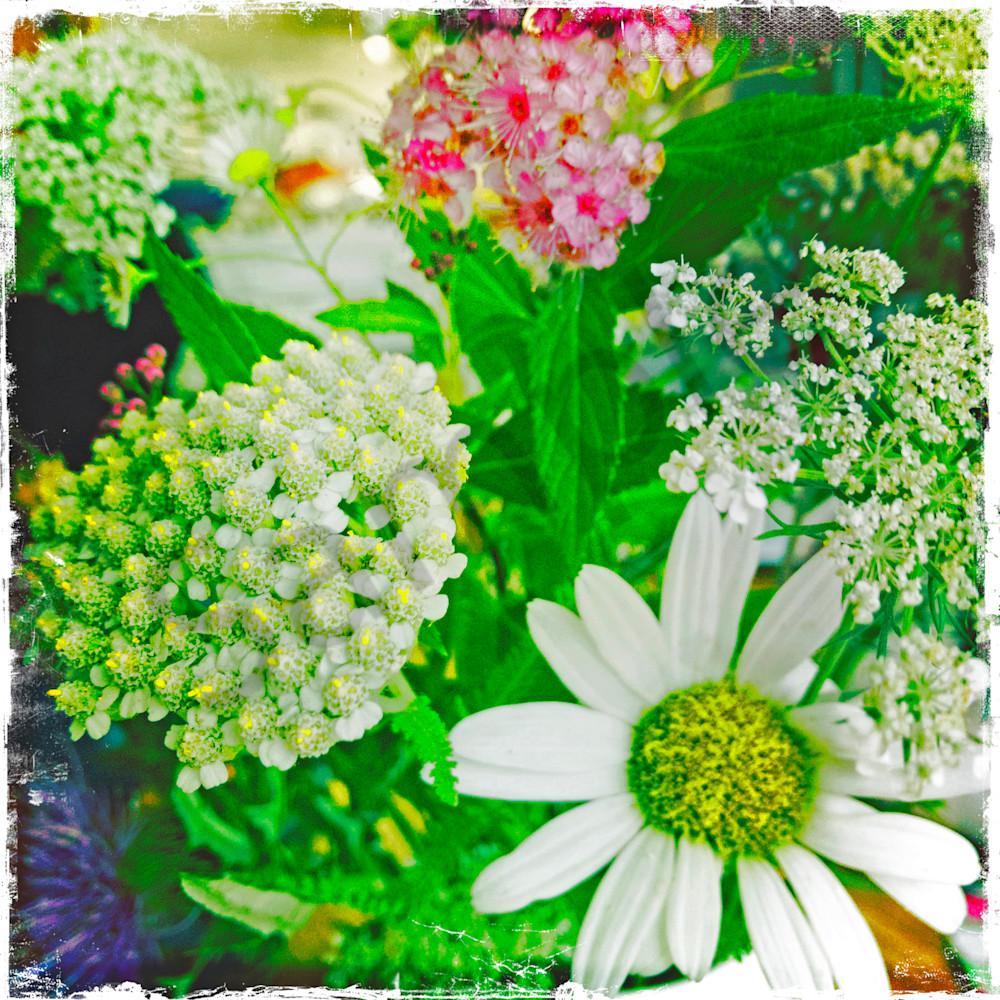 Summer flower bouquet l9bcxx