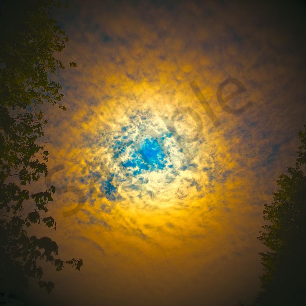 Blue iris clouds website ochill