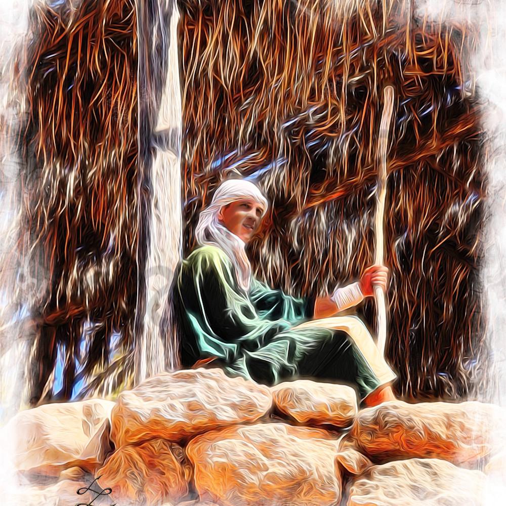 Shepherd 1 by john w. lewis kiamjh