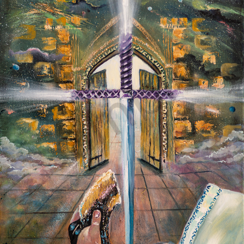 Psalm 24 by yvonne coombs exyf5b