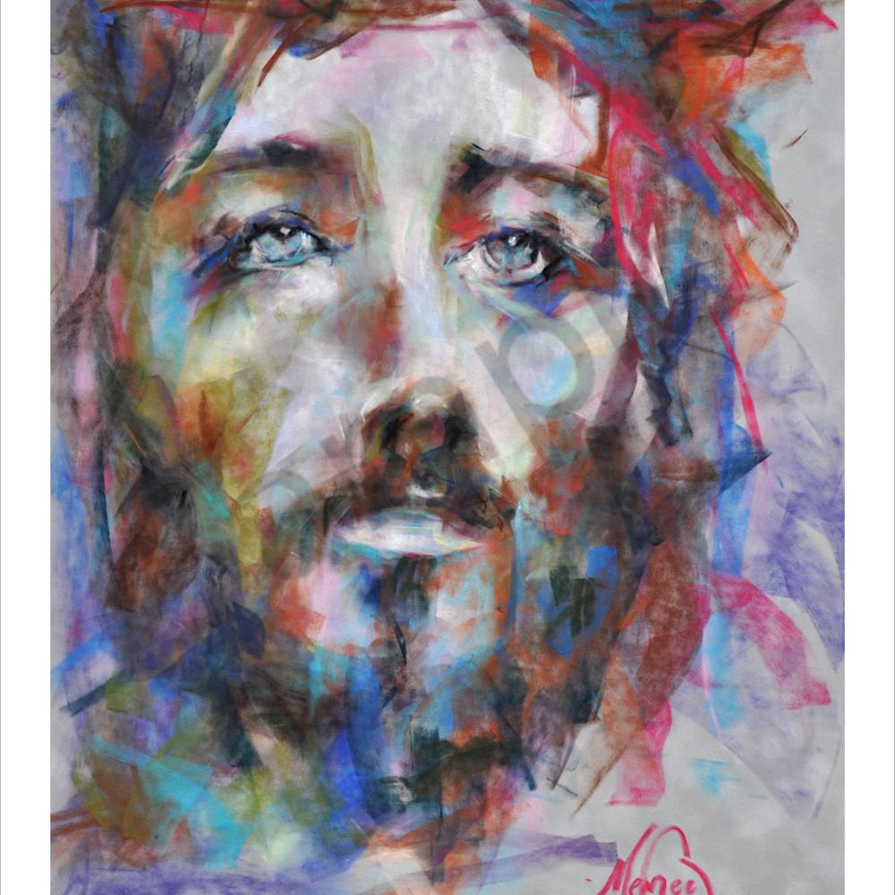 Jesus by mary crawford yxkzrg