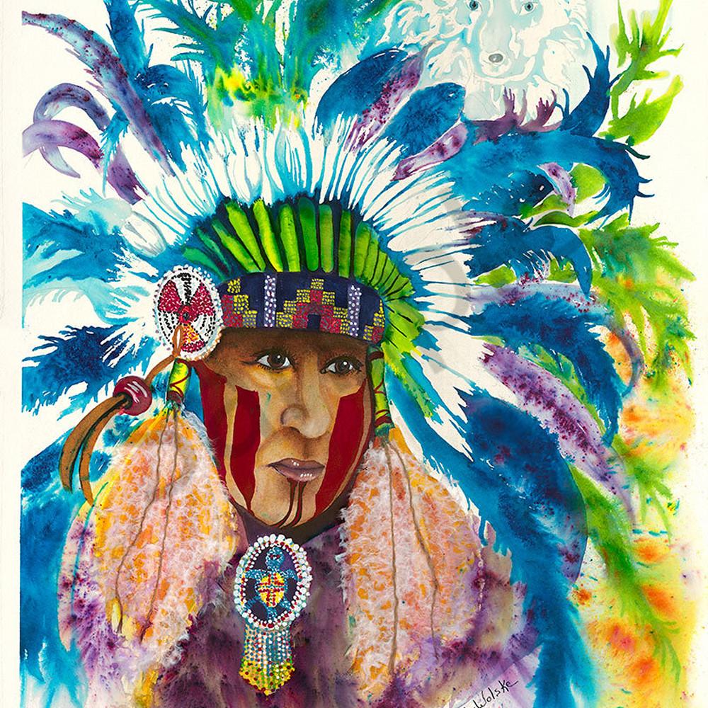 Chief spirit wolf zb8egr