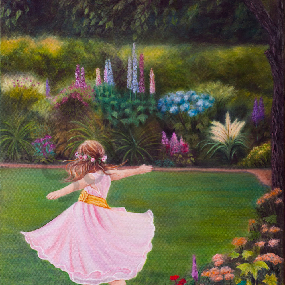 In my fathers garden by jeanette sthamann hixr1z