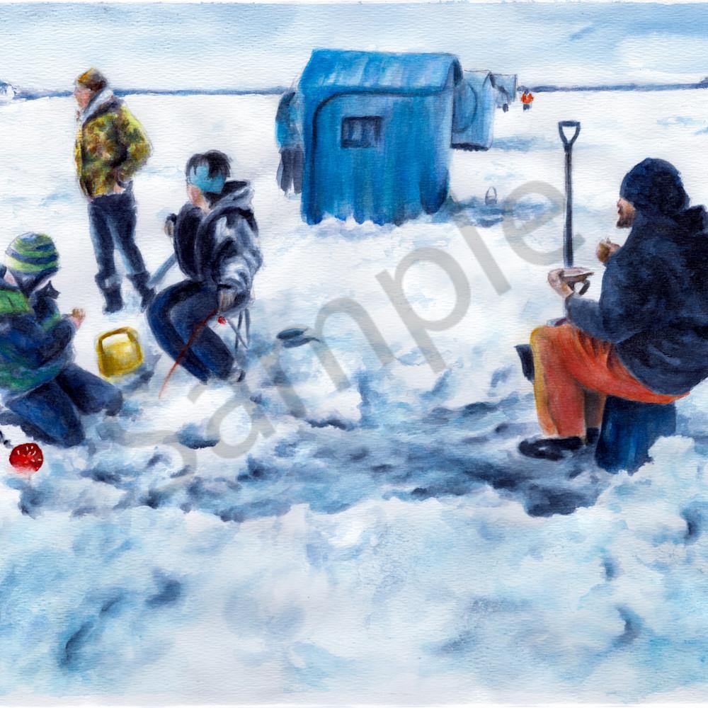 Minnesota ice rd39wo
