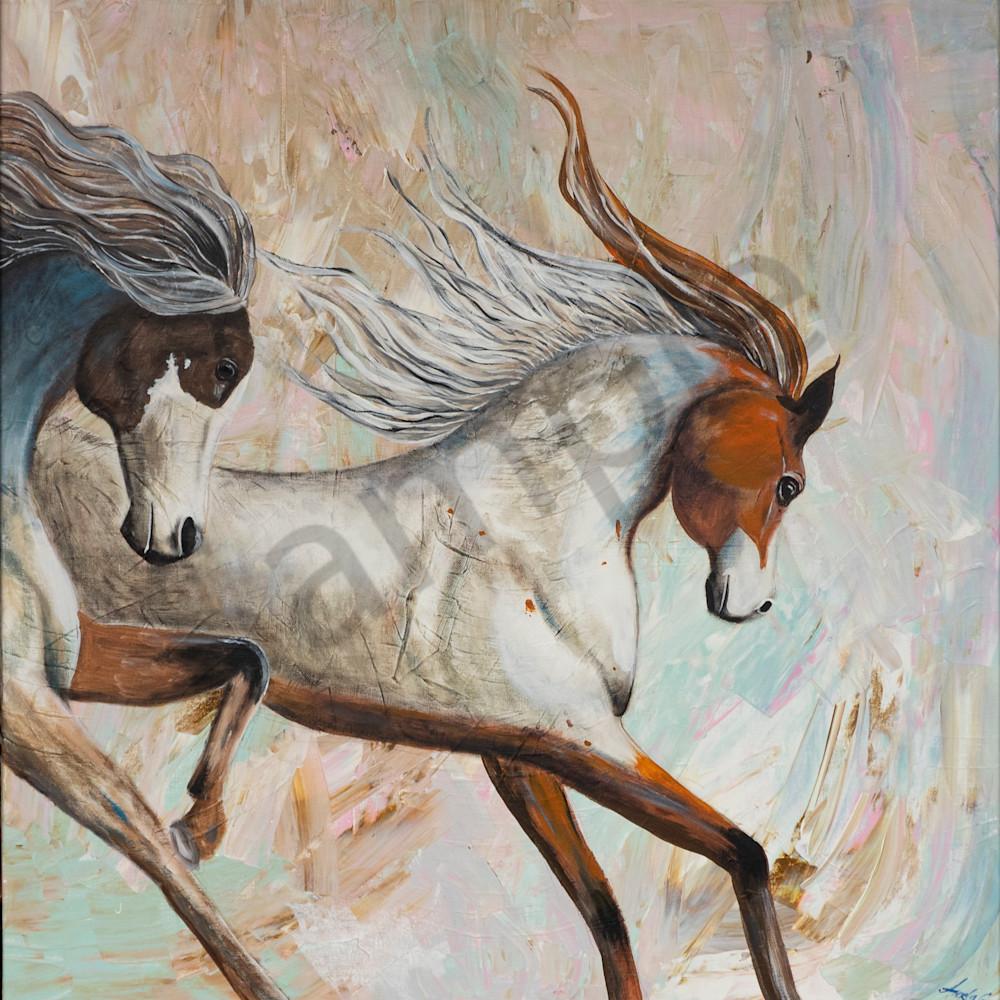 Horses by angela gu%cc%88nther iwzr4i