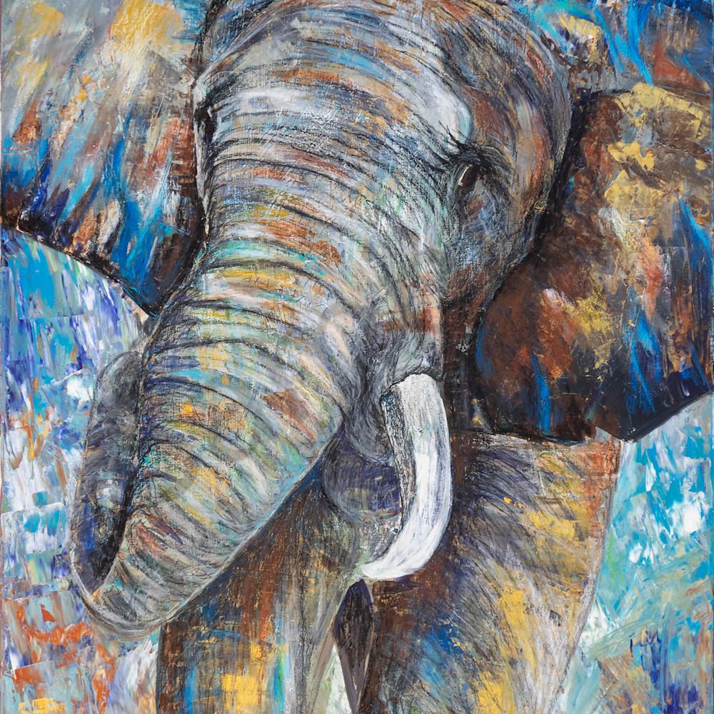 Elephant by angela gu%cc%88nther kuw6cv