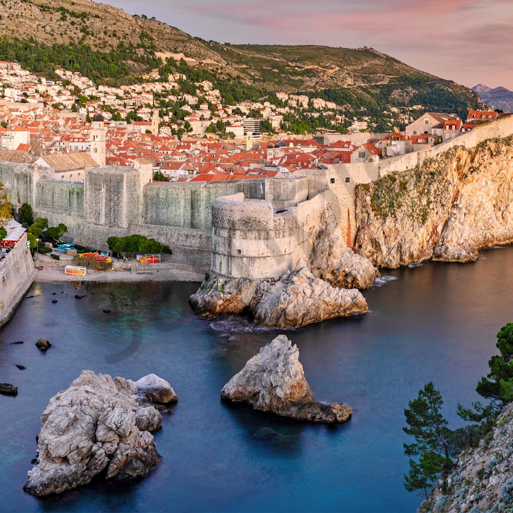 Dubrovnik croatia panoramic ii tnfk8a