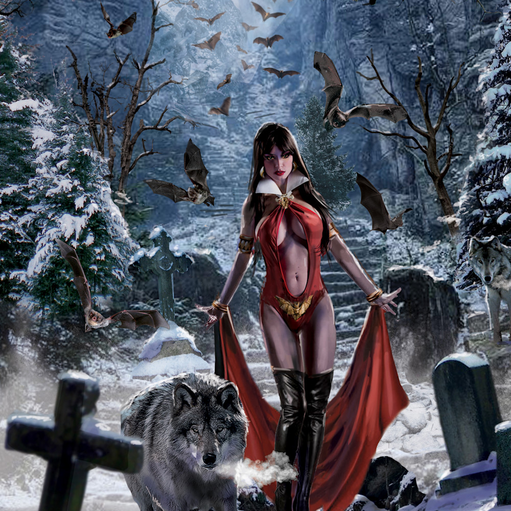 Vampirella 76 xzs5on