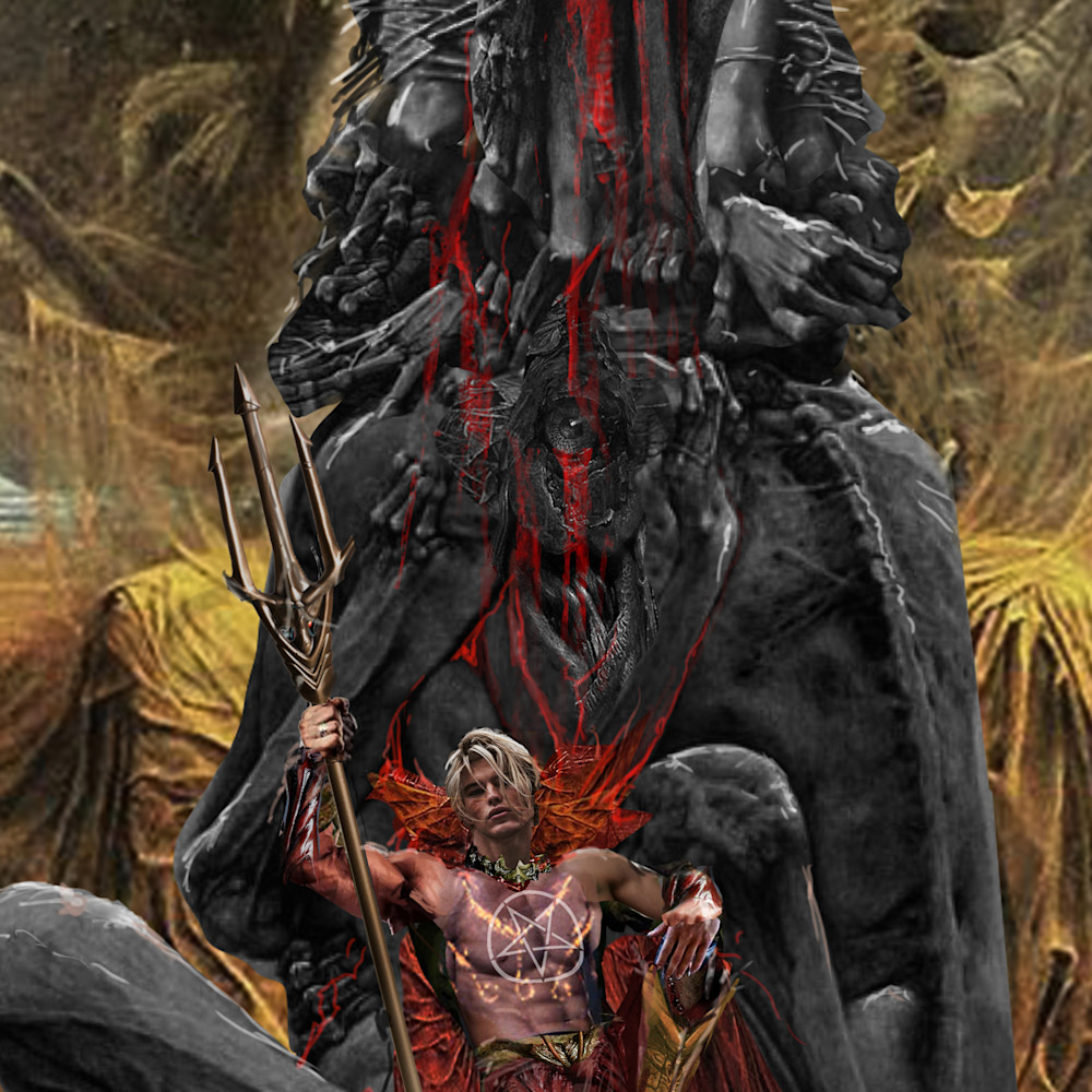 Hellstrom son of satan x6zpvl