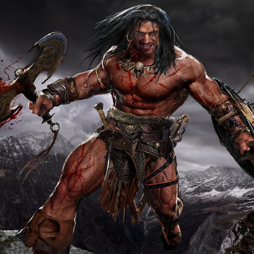 Conan the cimmerian ghi8iw