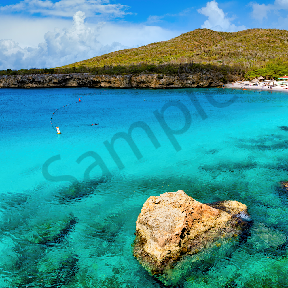 Grote knip beach westpunt curacao gy13hq