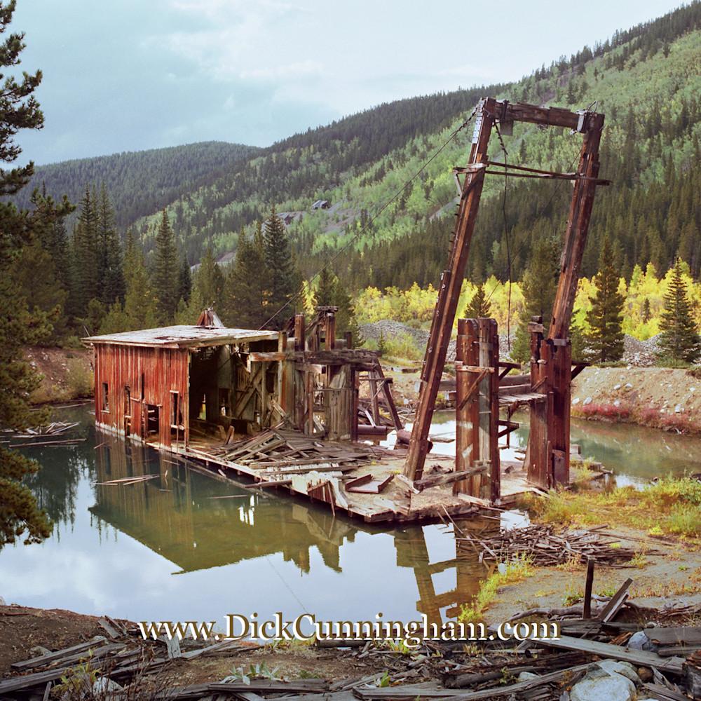 Reiling gold dredge fall 1979 mjagbn