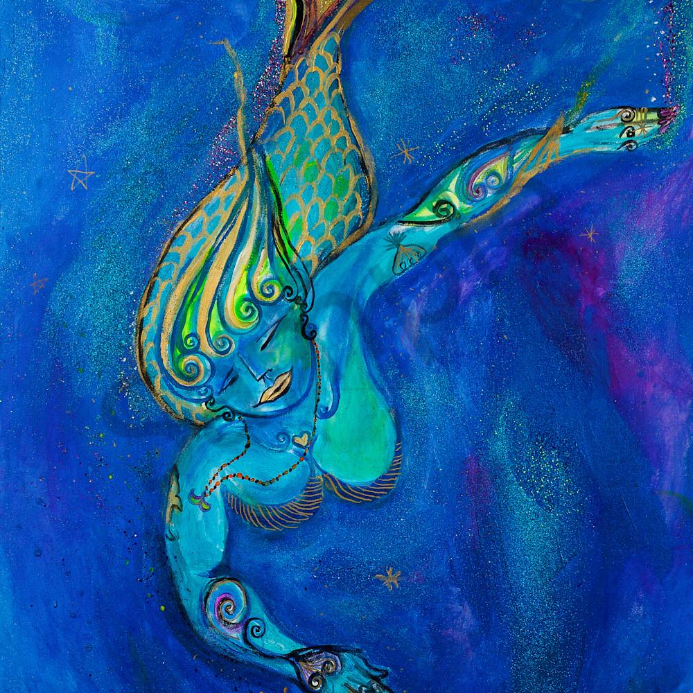 Zen mermaid fek4mh