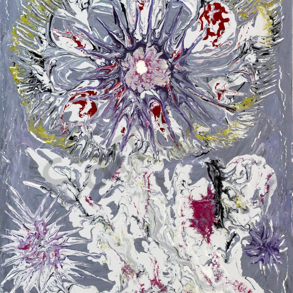 Ice flower cut qnhyub