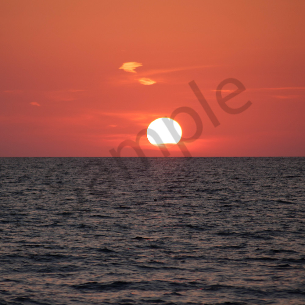 Red sunset gtm6uj