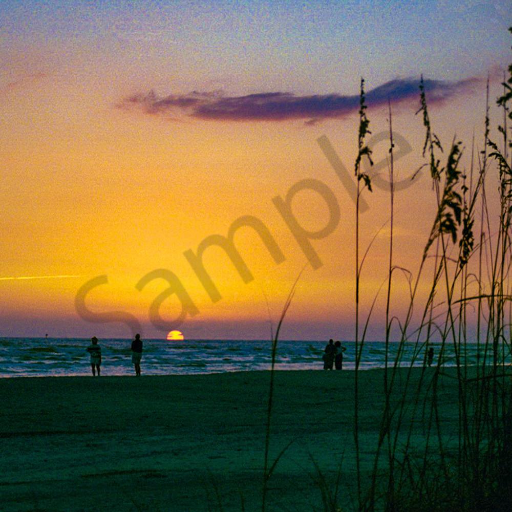 Sea oats sunset pwfjt2