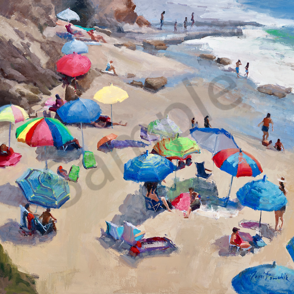 Toni danchik beach umbellas summer fun 3024 300dpi folks bheowg