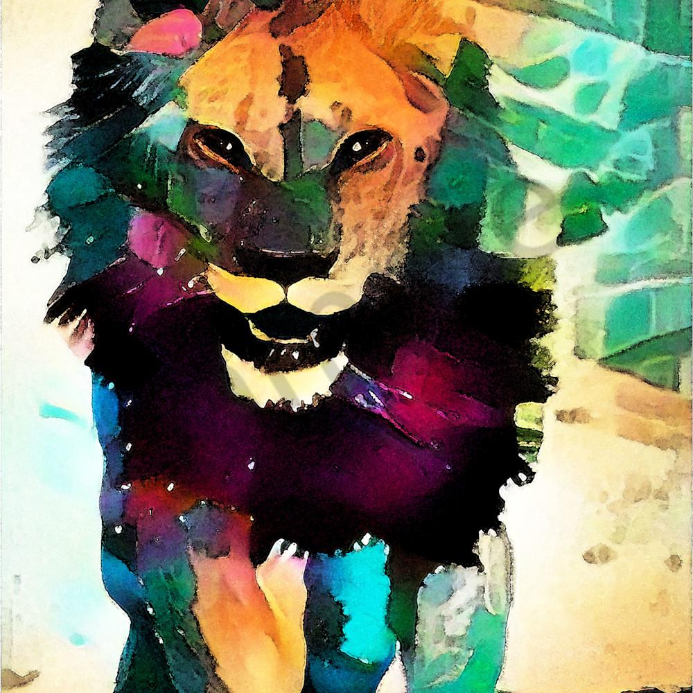 Lion of judah by mark rouse vlcnjt