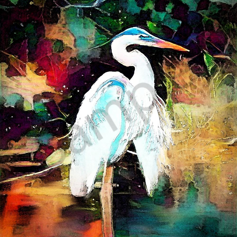Blue heron by mark rouse okzqgh