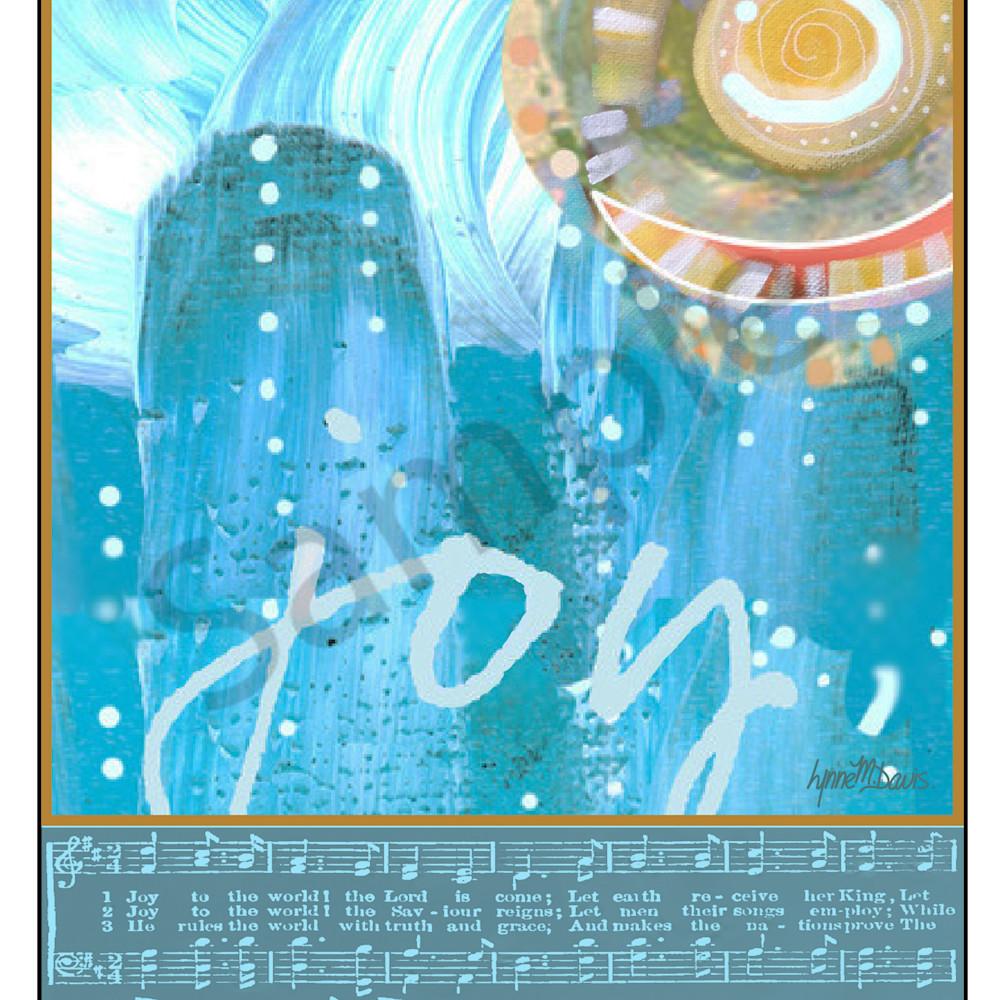 Joy to the world by lynne davis glcudn