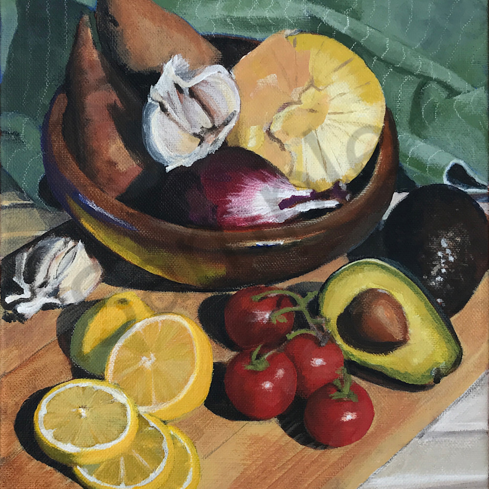Asf still life with dinner plans rkwjwy