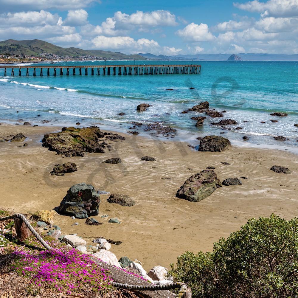 Cayucos beach pier california orcczd