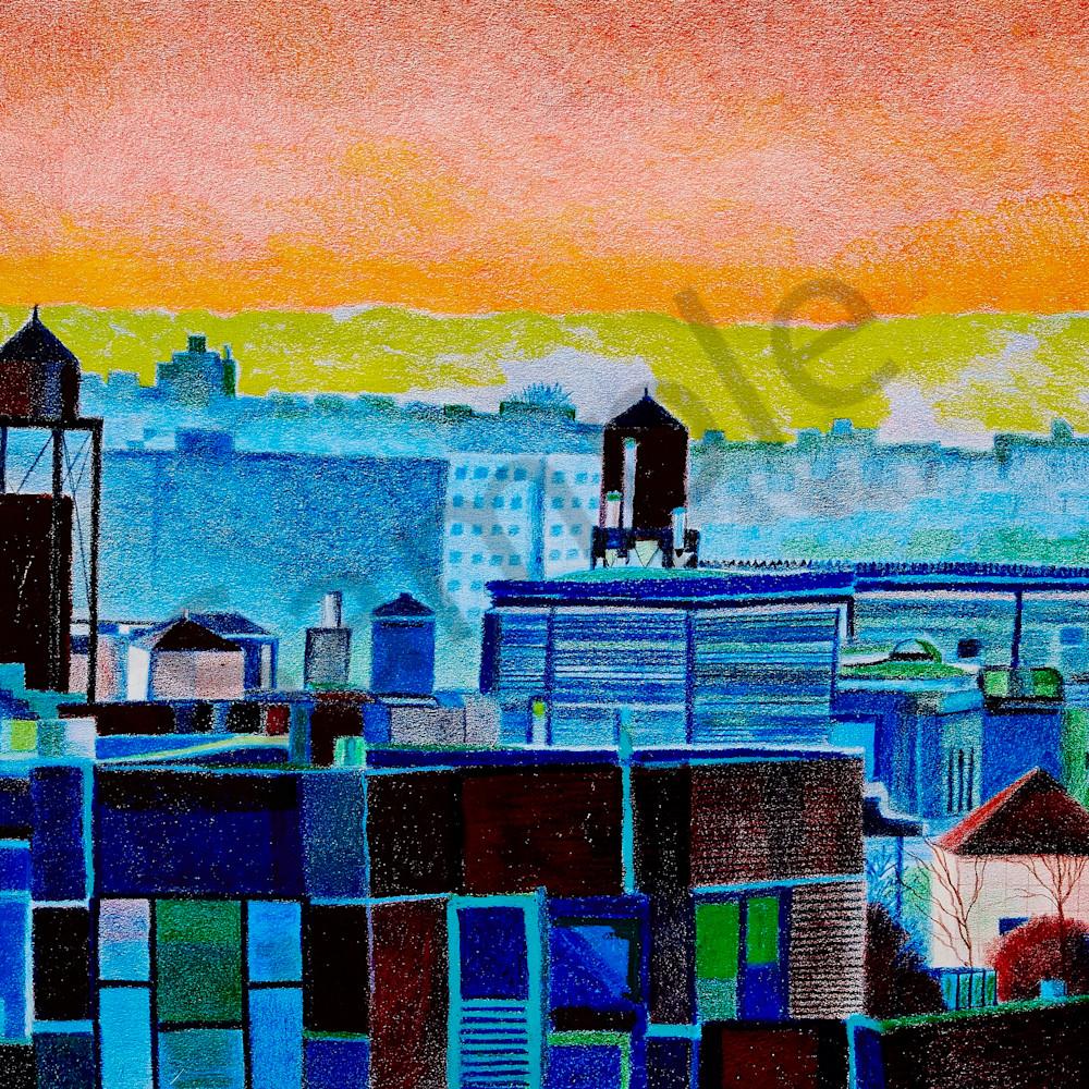 Manhattan westside roof towers ncsyax