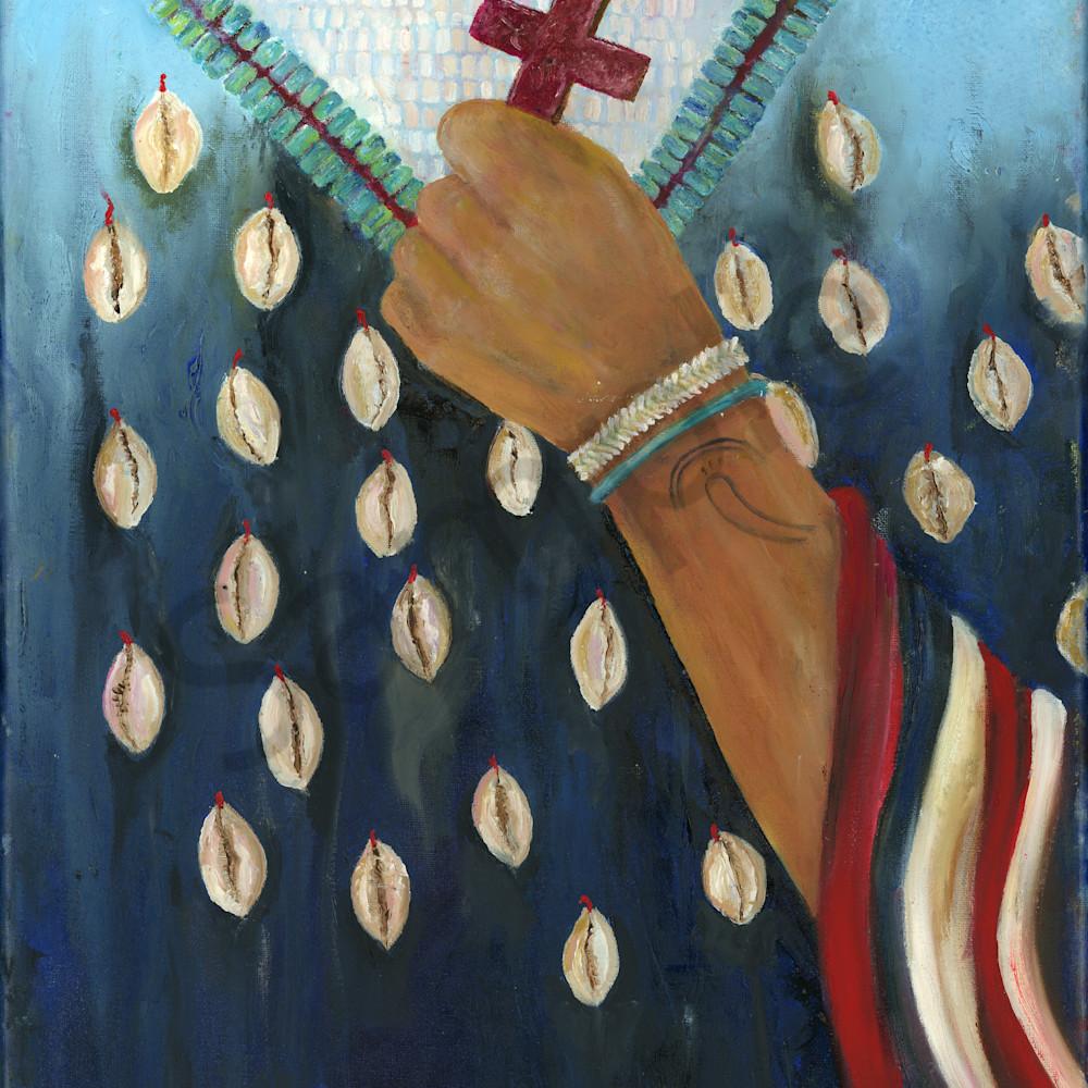 Faith. the shell dress by denise dahlheimer dovhqt