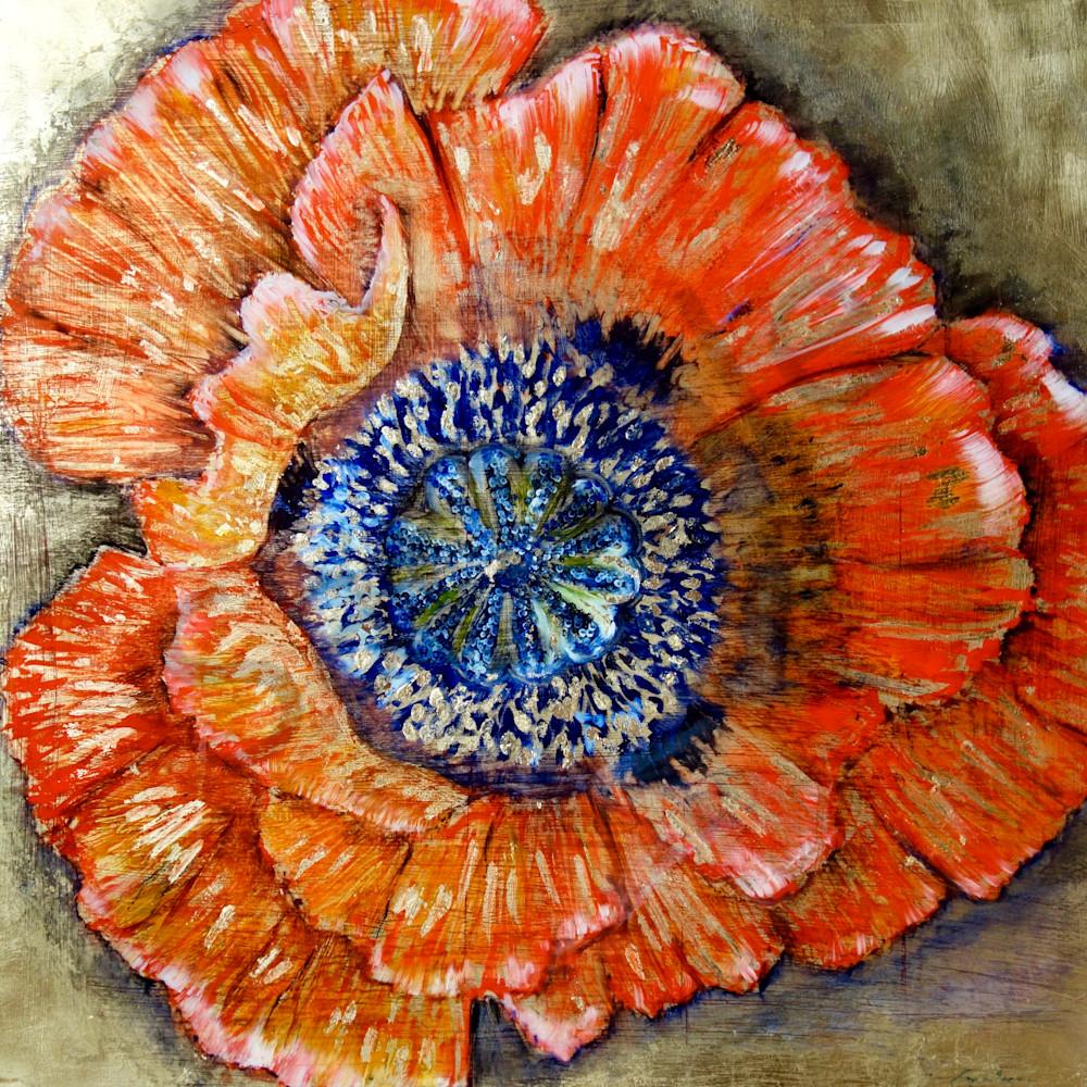 Red poppy ykods2