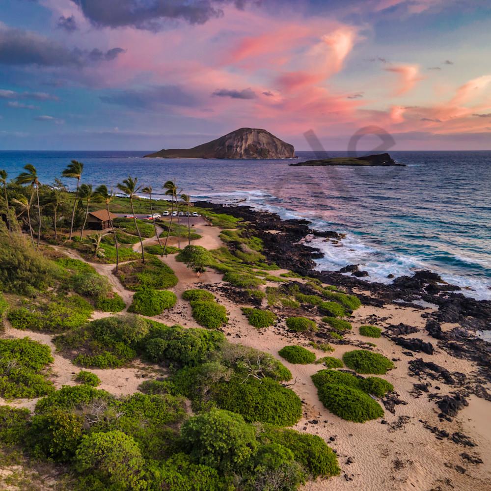 Manana island skies pt161 tgxnxf