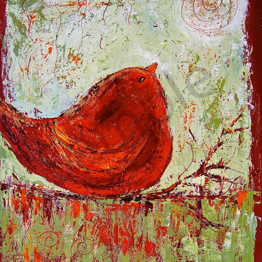 Big ol red bird 2 sxquiy