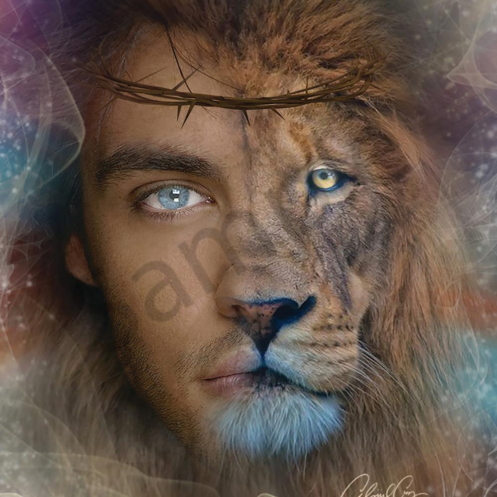 Lion of judah by abigail cruz z0yg4y
