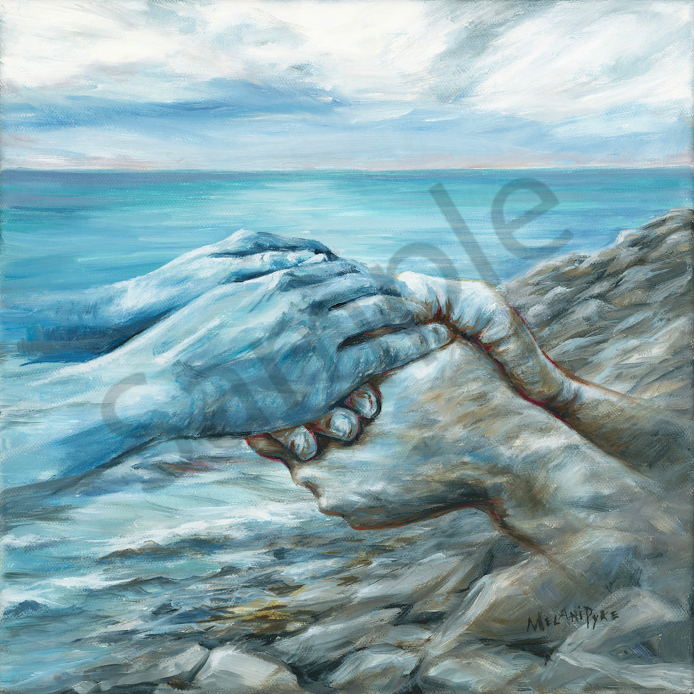 Hands of comfort by melani pyke zanv6t