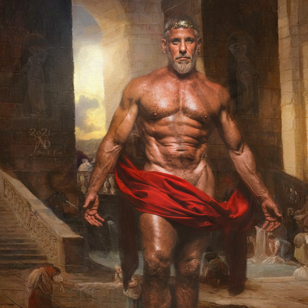 Zeus and the baths of mount olympus open edition fzz2wc