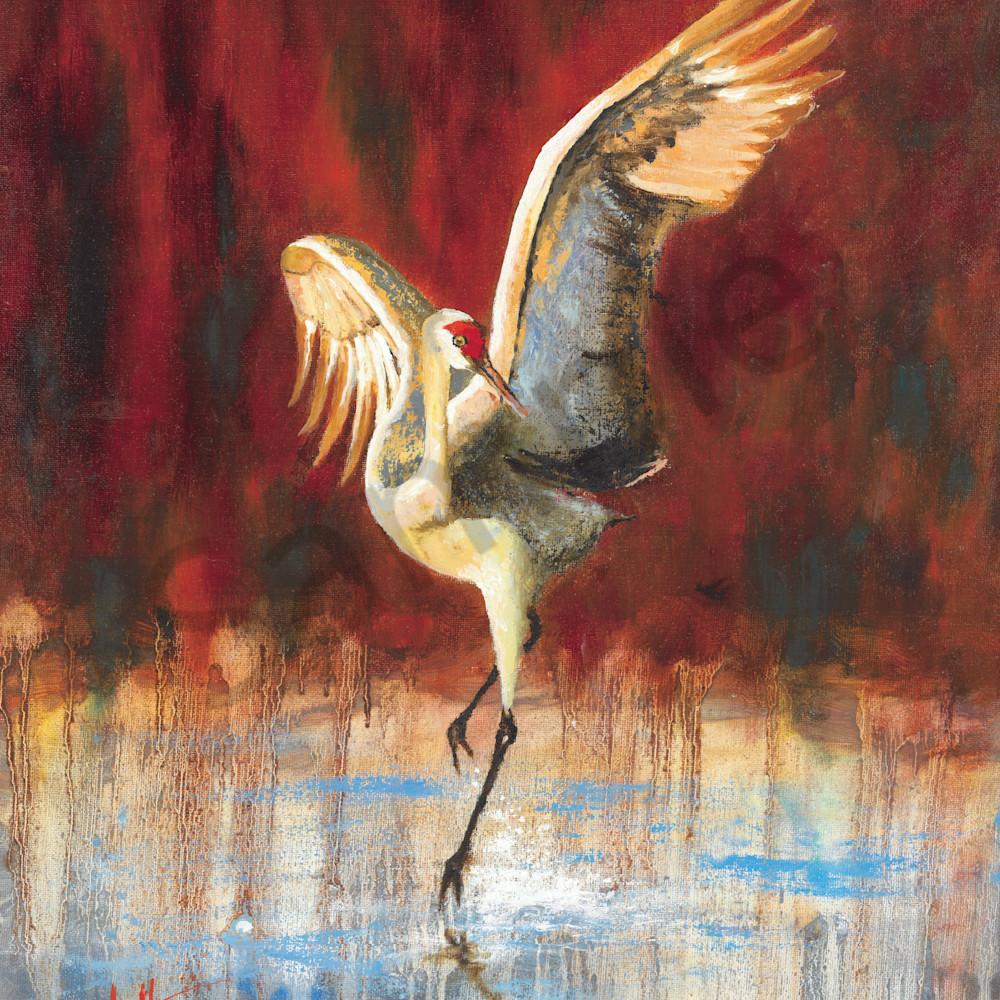 Crane dance by jeff montag c2knoo