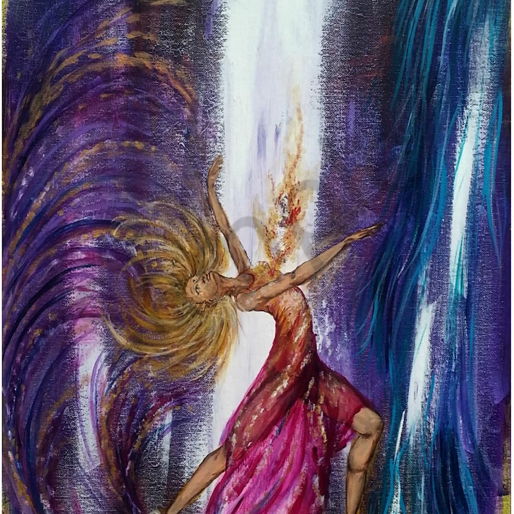 Dance of abandonment by megan kasper tri6il