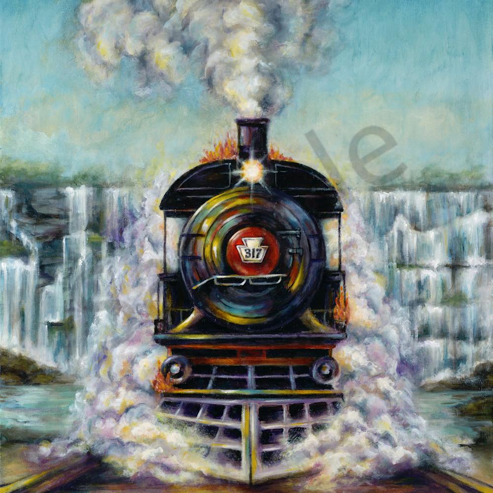 Glory train by susan gelt garcia owuouu