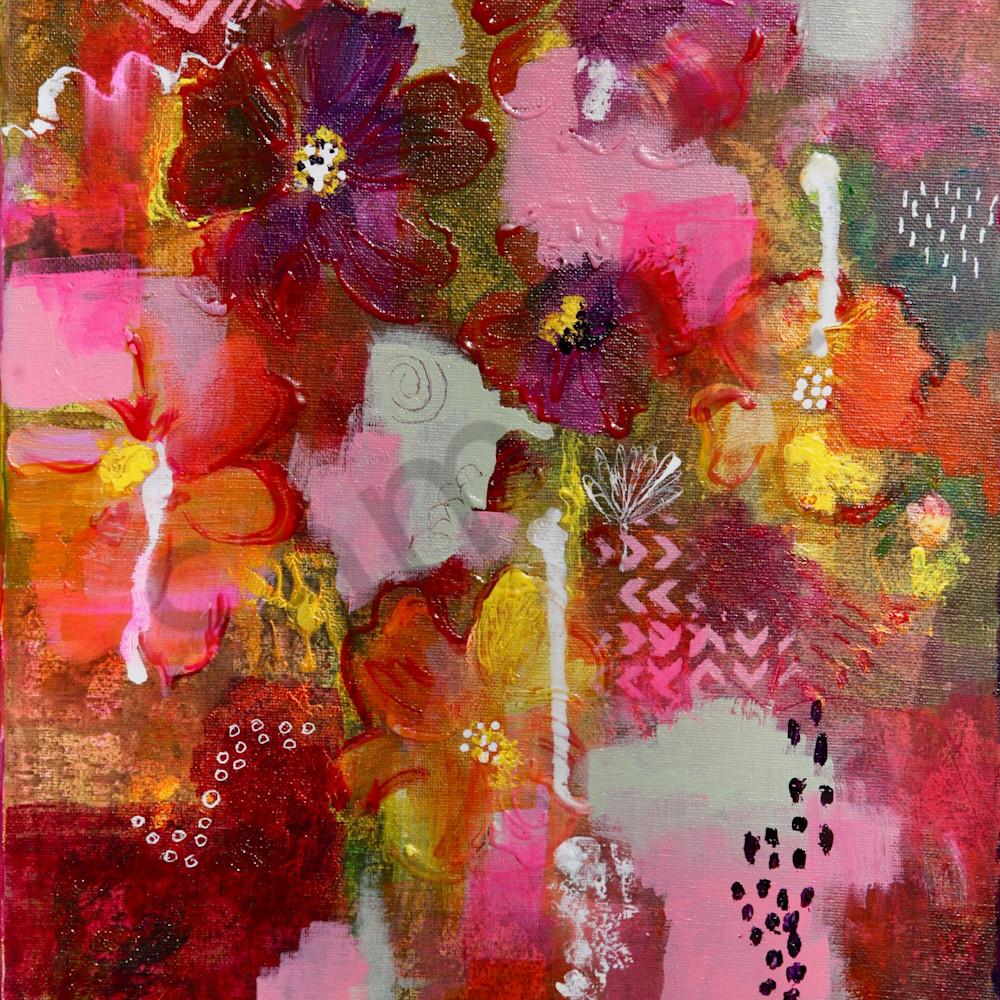 Wild flowers by sharon adams xsmh5y