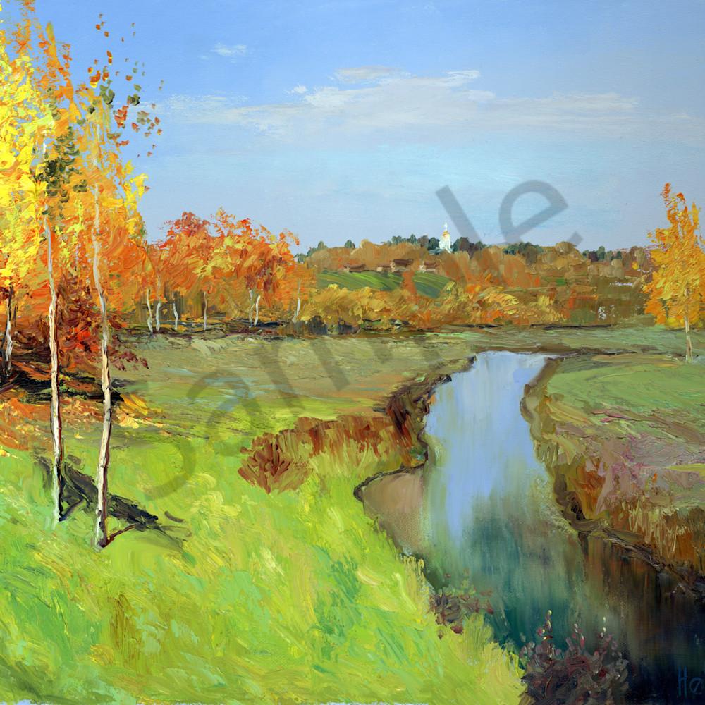 Autumn gold by elena shipunova etosiz